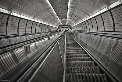 Photograph - Hudson Yards by Fran Gallogly
