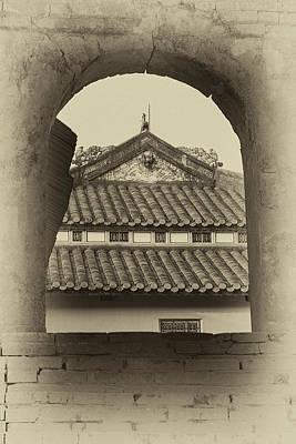 Photograph - Hue Citadel by Hitendra SINKAR