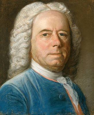 Pastel - Hugh Hall by John Singleton Copley