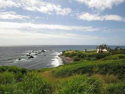 Photograph - Huialoha Church, Kaupo, Maui by Feva Fotos