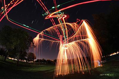 Austin Artist Photograph - Hula Dancer by Andrew Nourse