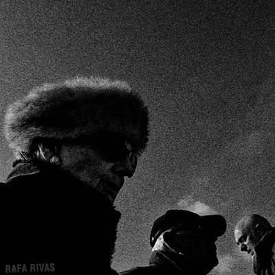 Head Photograph - Human Skyline  #people #instapeople by Rafa Rivas