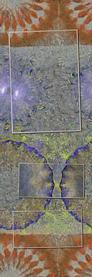 Humanly Balance Flower  Id 16164-191705-83531 Art Print