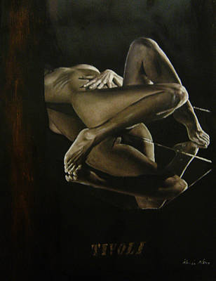 Humanografia 2 Art Print by Romeo Niram