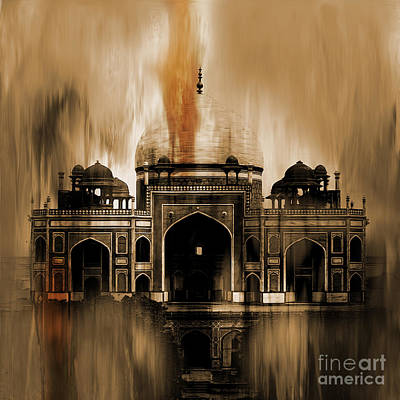 Humayun Tomb 01 Original by Gull G