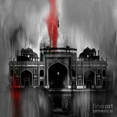 Humayun Tomb  Original by Gull G