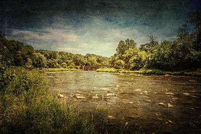 Photograph - Humber River At Old Mill by Nicky Jameson