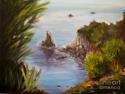 Painting - Humboldt Cove by Patricia Kanzler