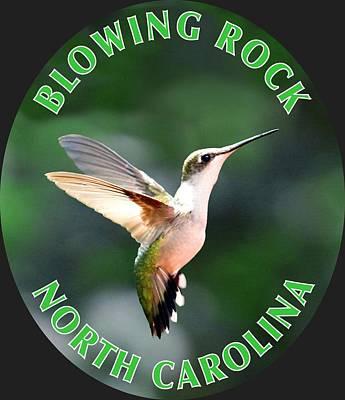 Photograph - Hummingbird T-shirt by Meta Gatschenberger