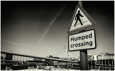 Photograph - Humped by Stewart Marsden
