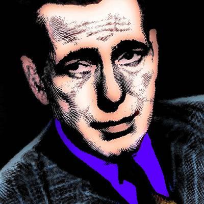 Humphrey Bogart 2 Art Print