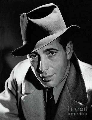 Photograph - Humphrey Bogart  by Doc Braham