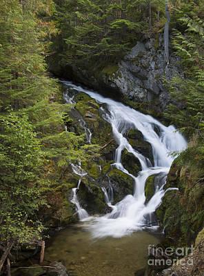 Photograph - Hunt Creek Falls by Idaho Scenic Images Linda Lantzy