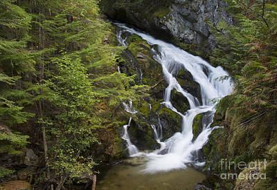 Photograph - Hunt Creek by Idaho Scenic Images Linda Lantzy