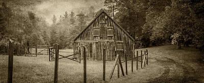 Photograph - Hunting Cabin-2 by Joye Ardyn Durham