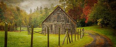 Photograph - Hunting Cabin-4 by Joye Ardyn Durham
