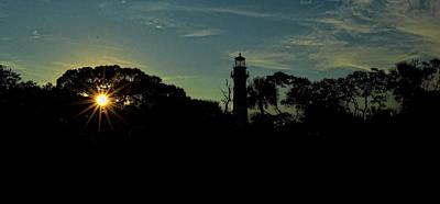 Susan Jones Photograph - Hunting Island Sunset by Susan Jones