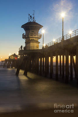 Photograph - Huntington Peir  by Brandon Bonafede