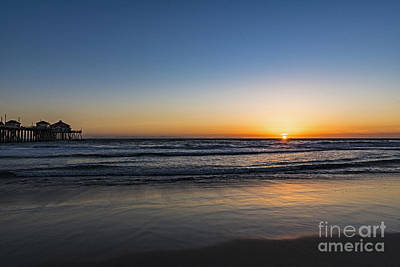 Photograph - Huntington Sunset by Anthony Baatz