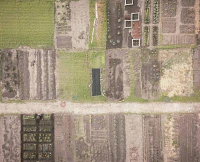 Wall Art - Photograph - Huntley Farming by Giovanni Arroyo