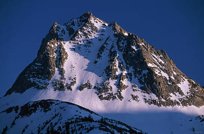 Bishops Peak Photograph - Hurd Peak - John Muir Wilderness by Soli Deo Gloria Wilderness And Wildlife Photography