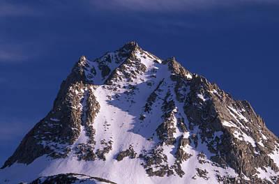 Bishops Peak Photograph - Hurd Peak  by Soli Deo Gloria Wilderness And Wildlife Photography