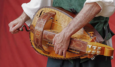Photograph - Hurdy Gurdy by Wes and Dotty Weber