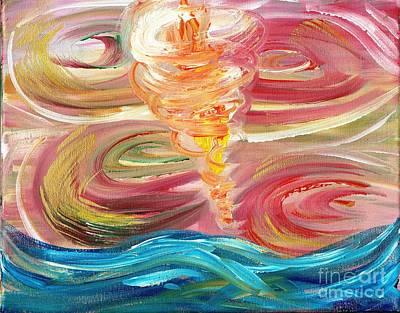 Painting - Hurricane by Amanda Dinan