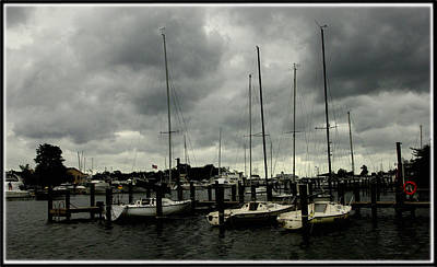 Photograph - Hurricane Approaching by James C Thomas