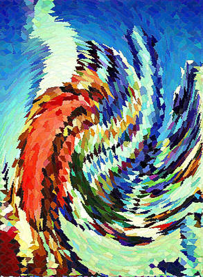 Painting - No Picasso - Abstract Modern Art by Art America Gallery Peter Potter