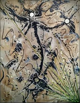 Painting - Hurricane Matthew by Vincent Autenrieb