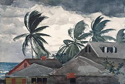 Digital Art - Hurricane by Newwwman