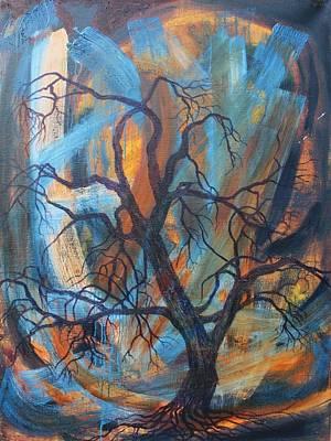 Painting - Hurricane by Vera Smith