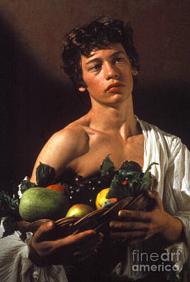 Caravaggio Painting - Hurt By Yung Lean by Celestial Images