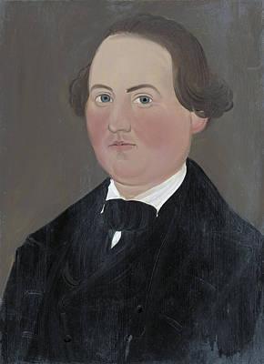 Painting - Husband by Prior Hamblin School