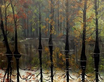 Painting - Hush by Lisa Aerts