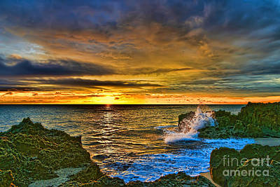 Photograph - Hutchinson Island Sunrise  by Olga Hamilton