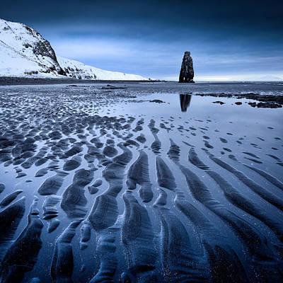 Hvitserkur, Iceland Art Print