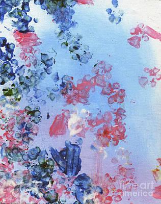 Paws Painting - Hyacinth by Antony Galbraith