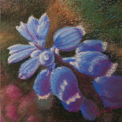 Painting - Hyacinth Dream by Sandra Lynn