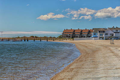 Photograph - Hyannis Yacht Club  by Brian MacLean