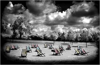 Hyde Park Digital Art - Hyde Park.london. by Mustafa Alak