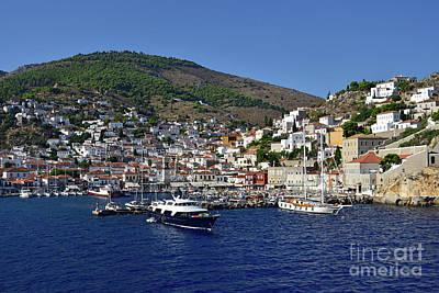 Photograph - Hydra Island In Greece IIi by George Atsametakis