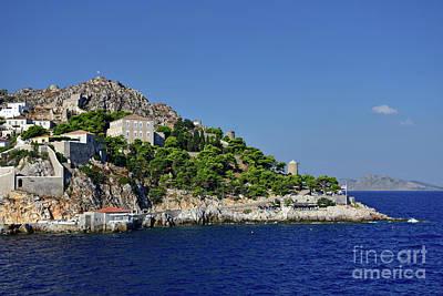 Photograph - Hydra Island In Greece Iv by George Atsametakis