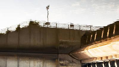 Hydro Dam Number Two Art Print by Michael Rutland