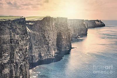 Hymn Of The Cliffs Art Print