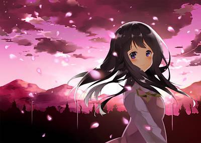 Design Digital Art - Hyouka by Super Lovely