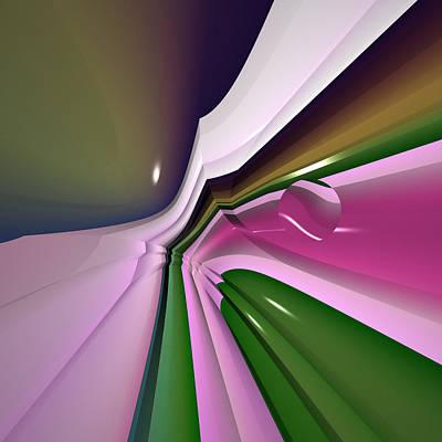 Digital Art - Hyphenians by Andrew Kotlinski