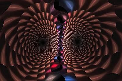 Headache Digital Art - Hypnosis by Doug Morgan