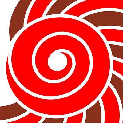 Painting - Hypnotic Circle by Pratyasha Nithin